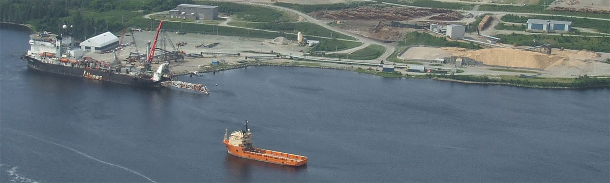 Port-of-Sheet-Harbour-Aerial-Photo